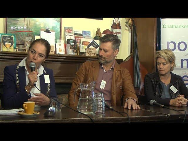 Gasvrij en alternatieven - Politiek Café RPL RuitenTroef 29/09/2018 - RPL TV Woerden
