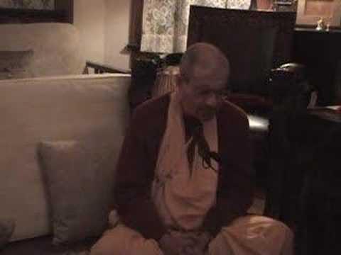 Giriraj Maharaj Lecture - Gadadhar Pandit