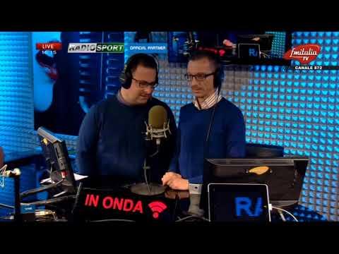 RADIO SPORT: rivedi la prima puntata (FM ITALIA/FM ITALIA TV)