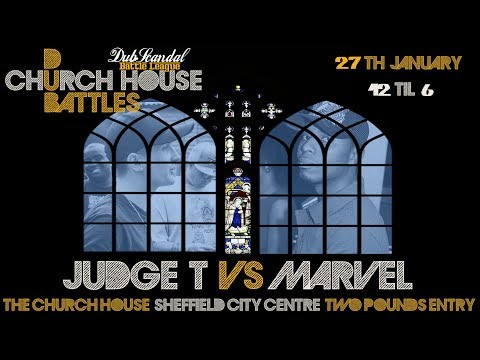 JUDGE T VS MARVEL | DubScandal Rap Battle