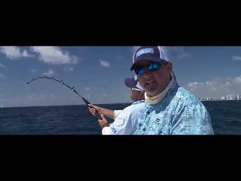 Florida Sport Fishing TV - Shark Fishing Hammerhead Bait Big Game Bonito Chum