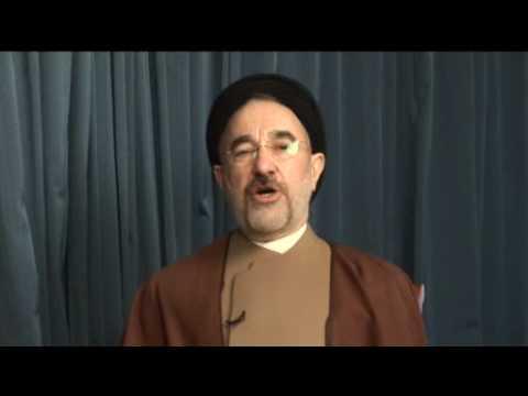 Riz Khan - Mohammad Khatami - 20 Apr 09 - Part 1
