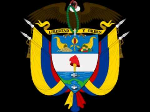 Escudo Colombia - YouTube