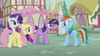 Мой маленький пони:дружба это чудо.Песня.