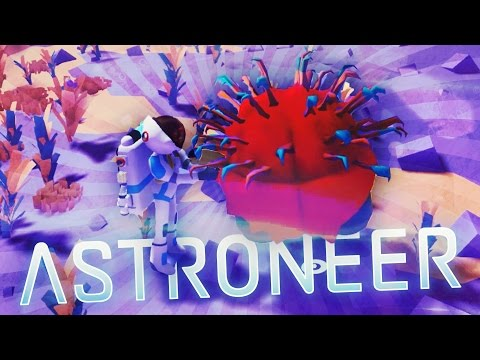 The Rarest Recourse Hunting!! - Astroneer! (Astroneer Gameplay / Let's Play 2)