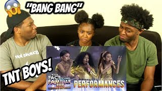 Your Face Sounds Familiar Kids 2018: TNT Boys as Jessie J., Ariana Grande, & Nicki Minaj | Bang Bang