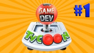 Game Dev Tycoon - O INÍCIO DO NOSSO IMPÉRIO DOS JOGOS!!! #1 (Gameplay / PC / PTBR) HD