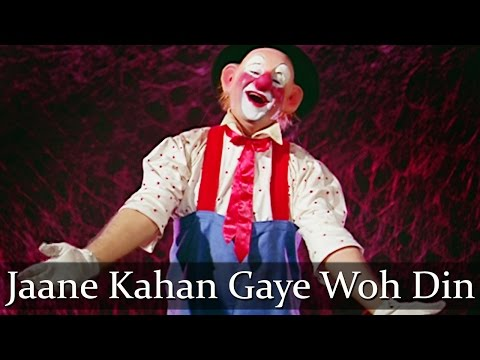 Raj kapoor Songs Of Mera Naam Joker