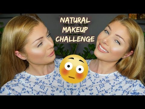 Natural Makeup Challenge 2019