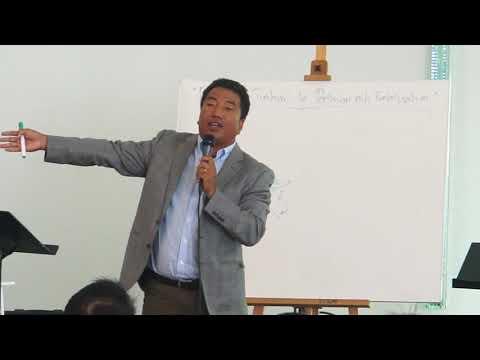 Rev, Dr, Tuan Peng Thang. IBC Sandnes Norway.14.04.2018. chun cawnnak 1