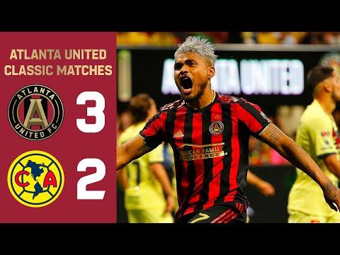 Campeones Cup Highlights: Atlanta United FC vs Club América
