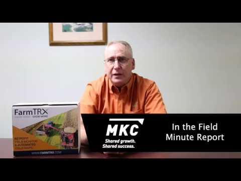 MKC In the Field Minute Report | Farm TRX | Craig Miller, Precision Ag Specialist