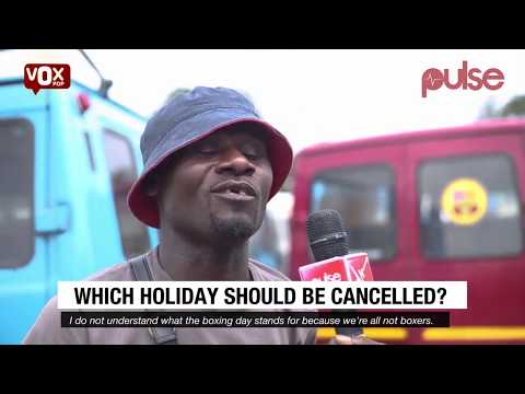 Which public holidays in Ghana should be cancelled? | Vox Pop