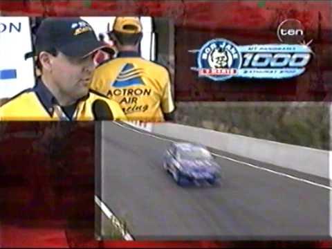 Rex Keen Interview   Bathurst 2002