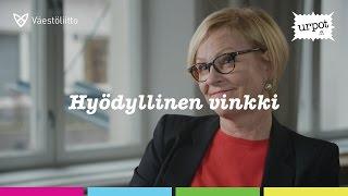 Eva Biaudet: Hyödyllinen vinkki