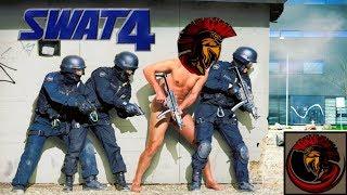 SWAT 4 Gameplay - FLASH TO BANG
