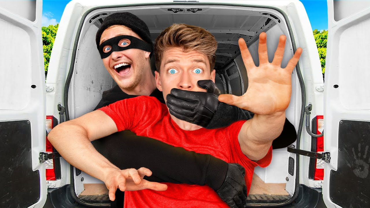 Download Escape A Kidnapper, Win $10,000! How To Survive vs 100 Kidnappers & Extreme Mystery Traps