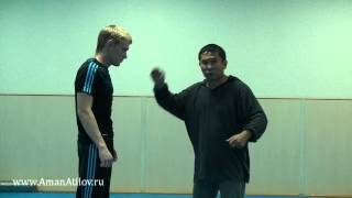 Как Правильно Ударить В Челюсть(http://bit.ly/aman1 - Получите Бесплатный Видеокурс