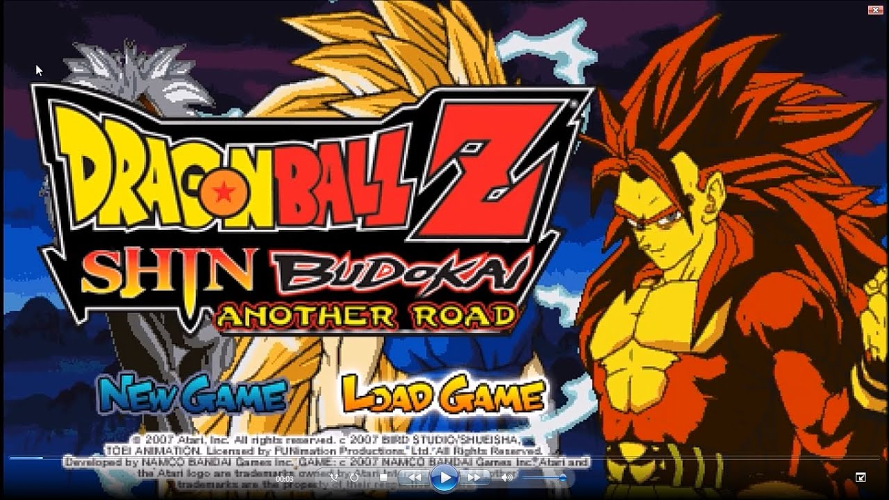DBZ Shin Budokai New AF Mod Download - YouTube