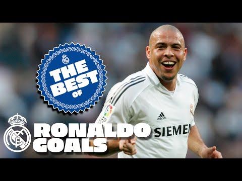Ronaldo Best goals at Real Madrid
