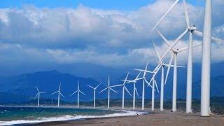 Giants of Ilocos Norte (Bangui Windmills, Ilocos Norte)