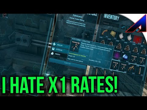 The Grind IS Real on Official Rates! | Solo Official PvP Servers ARK: Survival Evolved | Ep 64