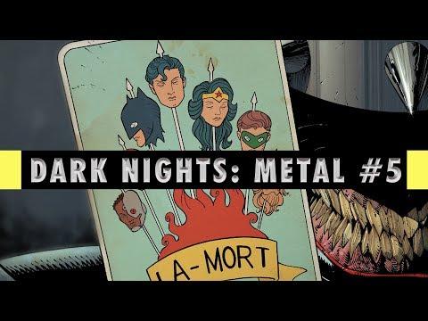 Song of the Dark|Dark Nights: Metal #5 Review (Huge Spoilers)