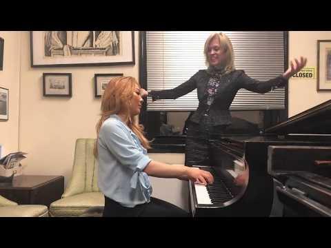 Olga Kern Lesson - Rachmaninov Piano Sonata No 2 Op 36 in Bb minor 2nd movement