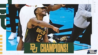 Baylor wins the 2021 NCAA basketball championship | extended highlights