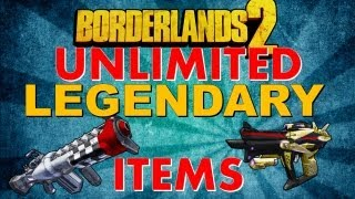 Unlimited LEGENDARY Weapons in Borderlands 2 | Captain Scarlett Treasure Room Farming (Amazing Loot)