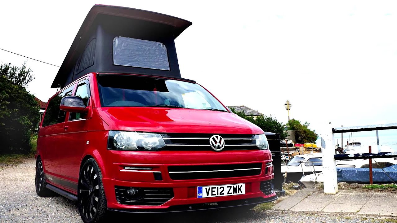 Skyline Roofs Crash Tested Pop Top For Vw T5 T6