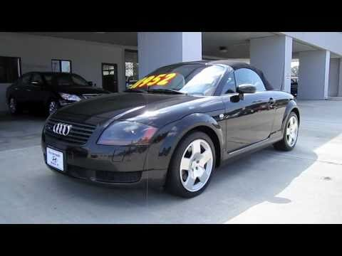 Audi TT Quattro Spd Start Up Exhaust And In Depth Tour YouTube - 2001 audi tt quattro