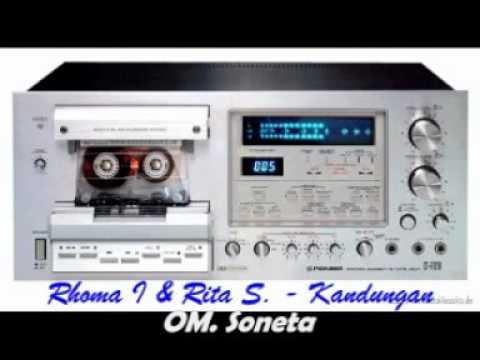 [ OM. SONETA ]  Rhoma Irama & Rita Sugiarto -  Kandungan [ Versi Baru ]