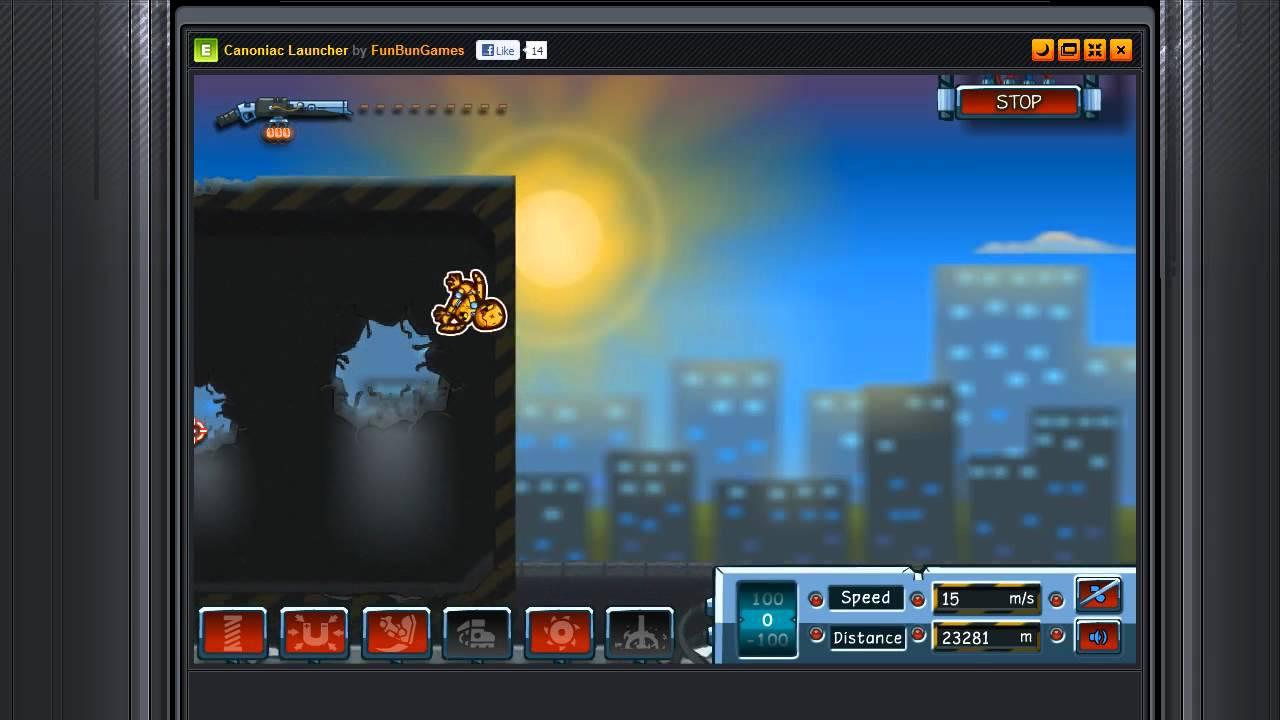 Canoniac Launcher - YouTube
