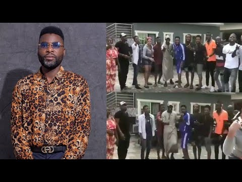 Yoruba Actors Gather To Beg Ibrahim Chatta And Give Reasons Why He Cannot Leave Now, Threaten...