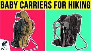 10 Best Baby Carriers For Hiking 2019