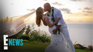 Dwayne Johnson Is Married! 7 Things to Know About His New Wife | E! News