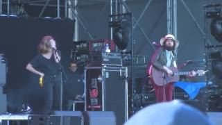 ADAM GREEN & BINKI SHAPIRO - Here I am (live! Primavera Sound 2013)