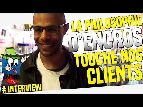 Interview Client : Monsieur Affo à la Boutique Encros
