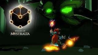 Mages of Mystralia Archmage Gameplay (PC)