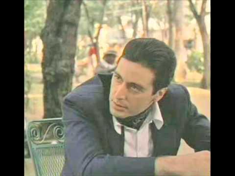 The Godfather Brucia La Terra English and Italian version