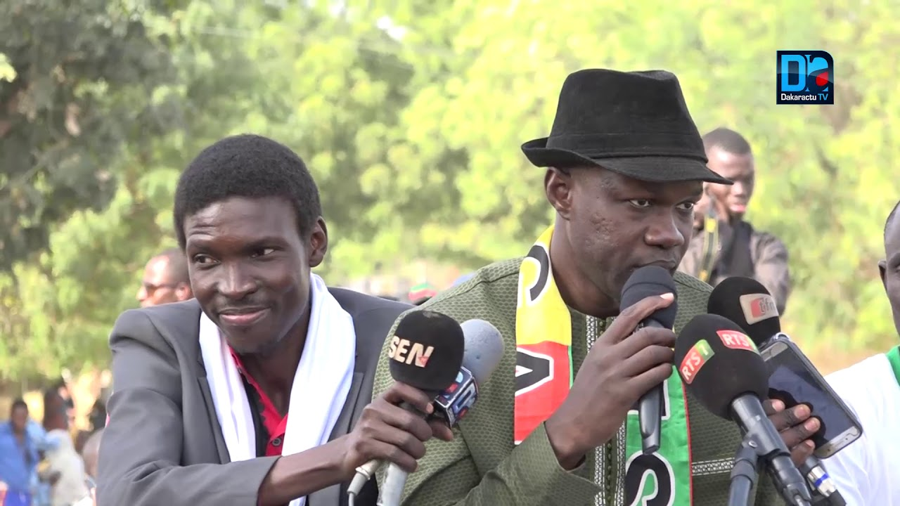 Ousmane Sonko : « Ce qui me fait mal avec Macky Sall, tout ce qu'il dit est faux... »