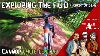 EXPLORING THE FOREST OF DEAN - CANNOP CYCLE CENTRE