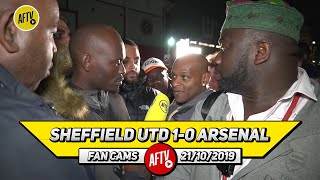 Sheffield Utd 1-0 Arsenal | What Has Ozil Done To Emery?! (Kelechi & Mr Jollof)