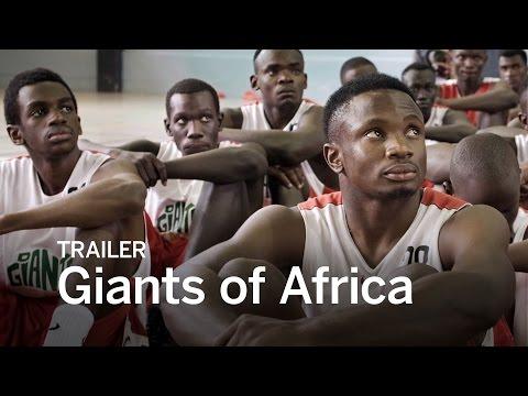 GIANTS OF AFRICA Trailer | Festival 2016