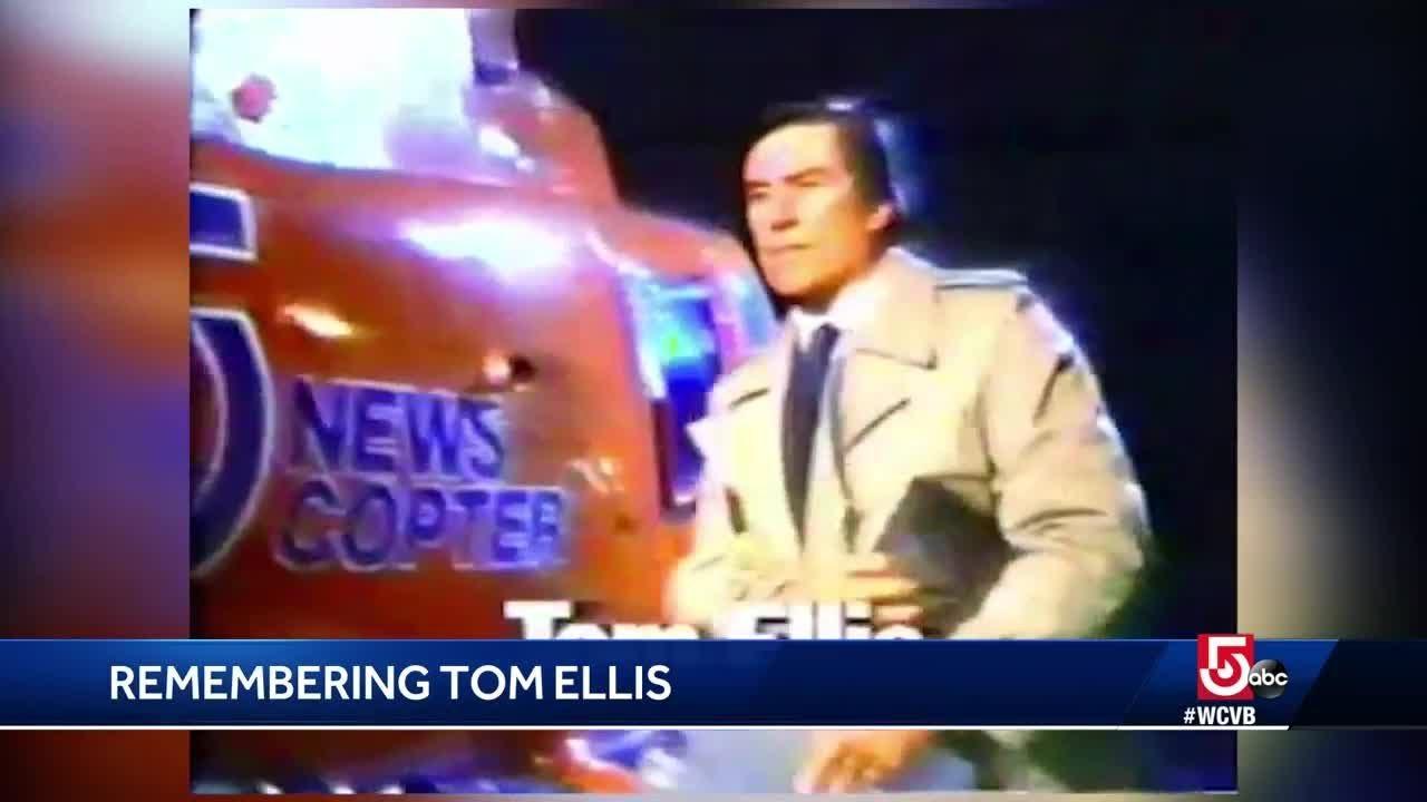 Boston TV legend Tom Ellis passes away at 86