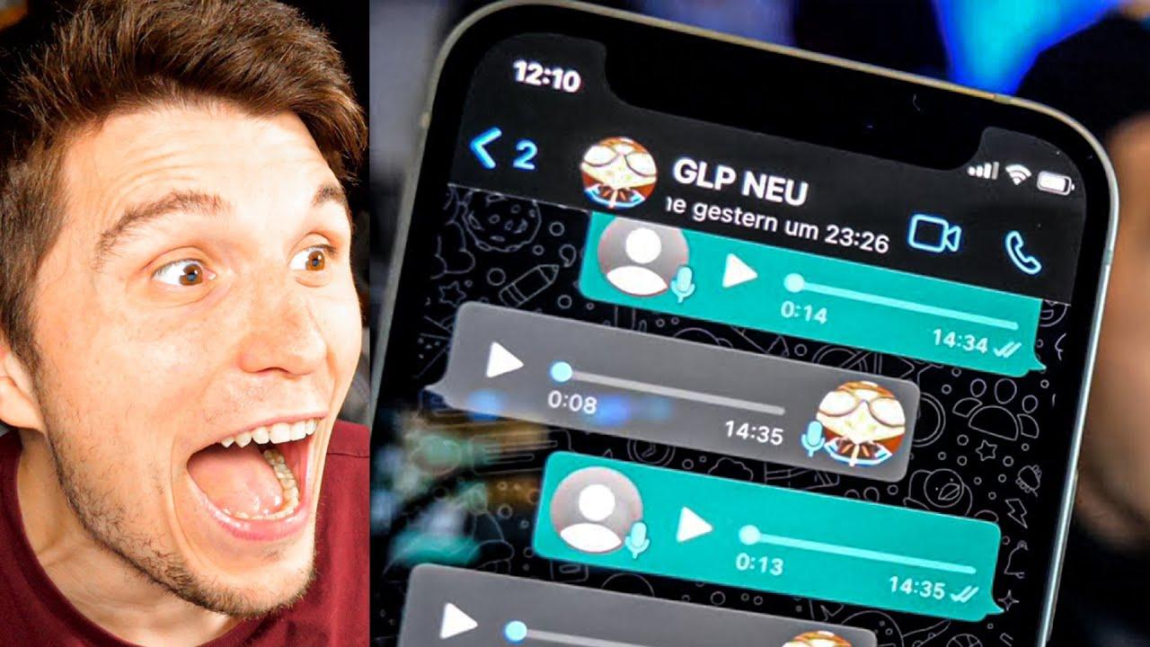 Paluten REAGIERT auf Private WhatsApp Nachrichten