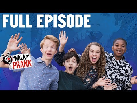 Fallout Shelter | Full Episode | Walk the Prank | Disney XD
