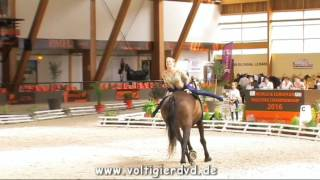 Ella Fillipa Velender (SWE) - Female 11 - FEI Junior EC Le Mans 2016