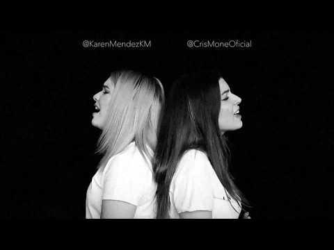 Besos en Guerra - Morat, Juanes (Cover Karen M茅ndez & Cris Mon茅)